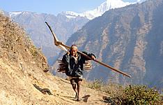 Trek en pays Chamane: Sentiers secrets du Dhaulgiri au Rukum-Rolpa