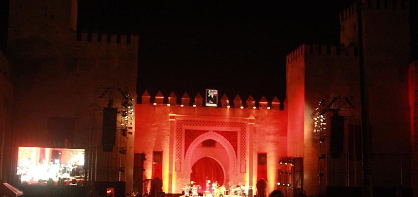 Festival de las músicas sagradas de Fez