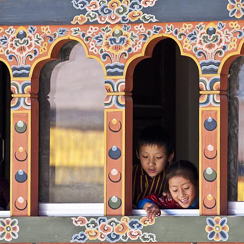 De Thimphu à Punakha en famille - Paro -