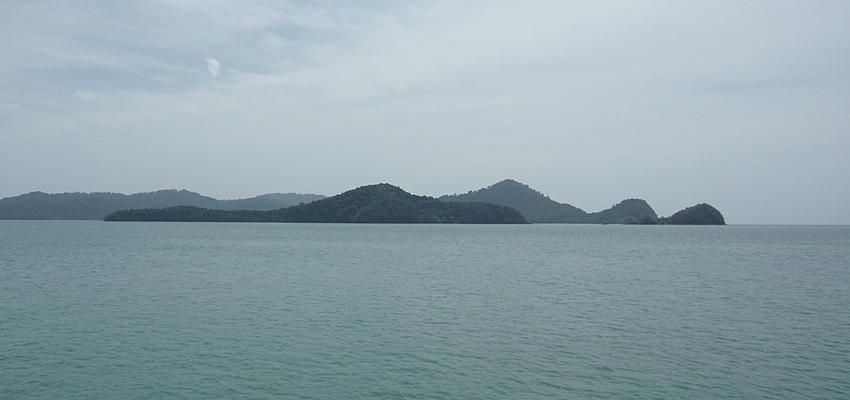 The Langkawi Archipelago
