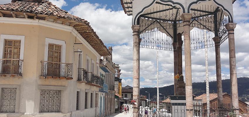 La charmante ville de Cuenca