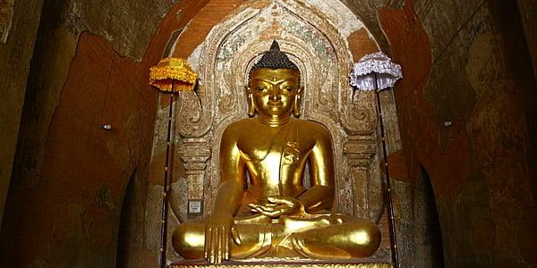 Statue de Gotama Bouddha