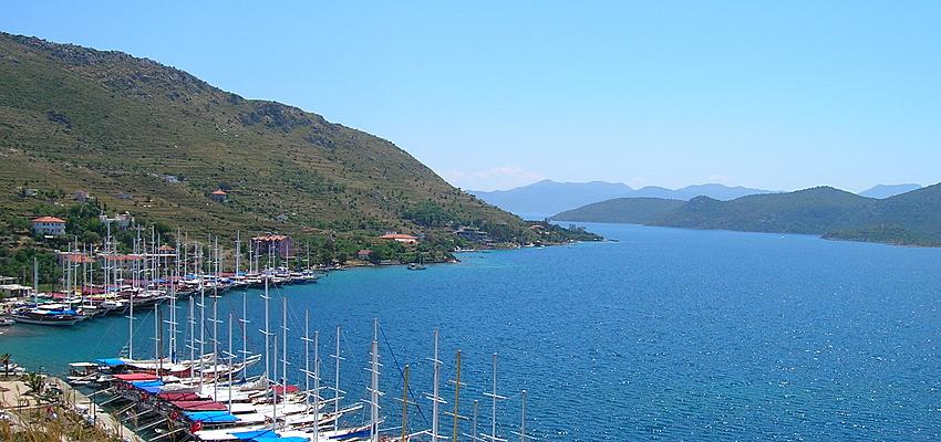 El sur de Turquía