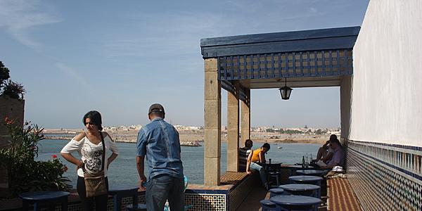 Los Oudayas de Rabat