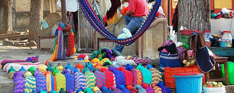 I colori del Messico