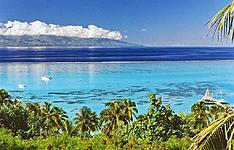 Decouverte de Tahiti, Moorea et Bora Bora