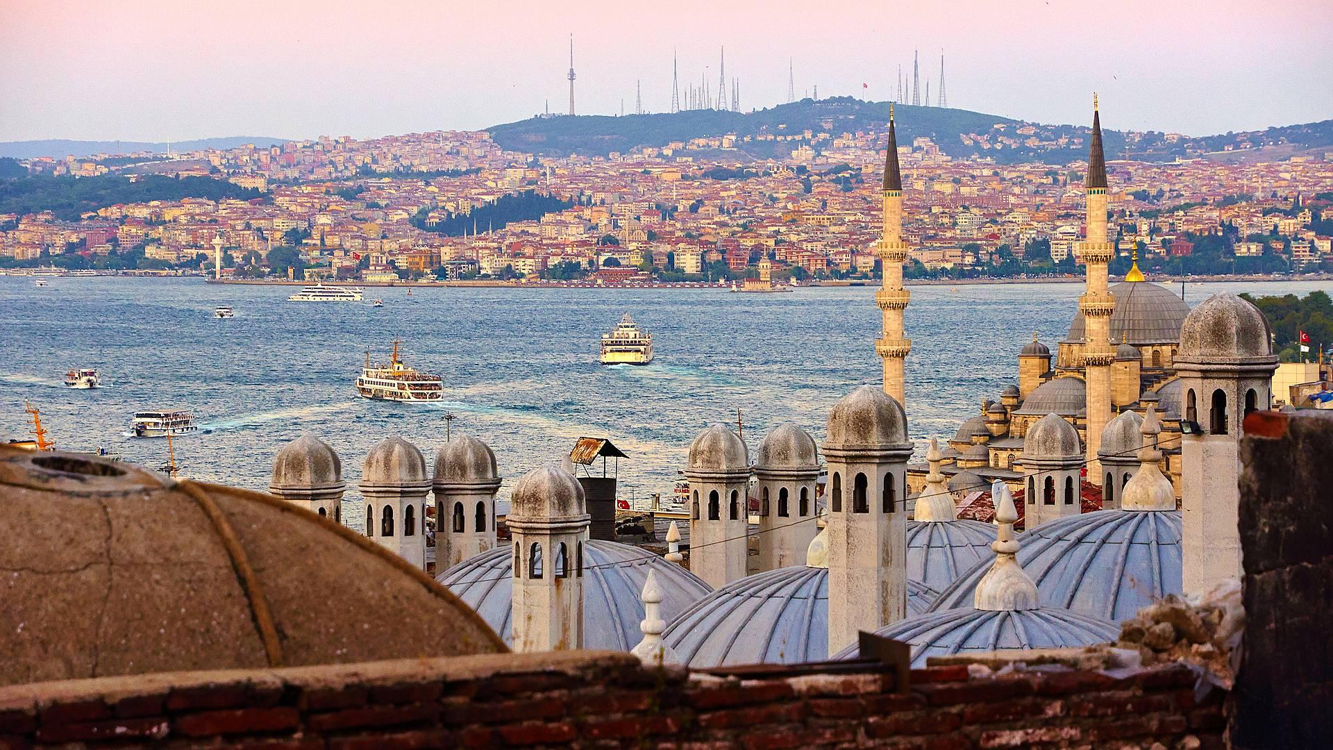 Tour classico di Istanbul