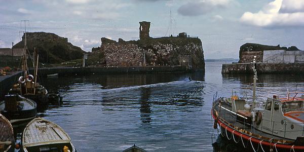 El puerto de Dunbar