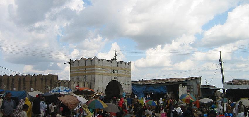 Mercado en Asmaddin