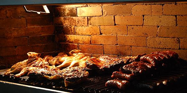 La famosa carne argentina
