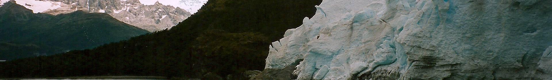 Glaciar Aguila