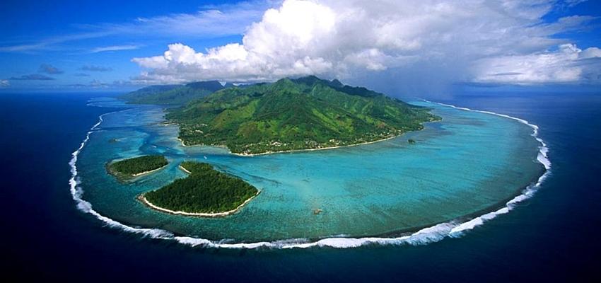 L'île de Moorea