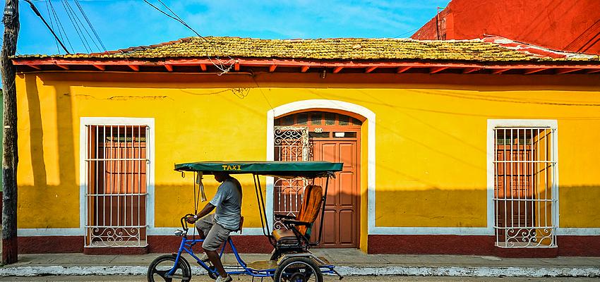 Taxi à Trinidad