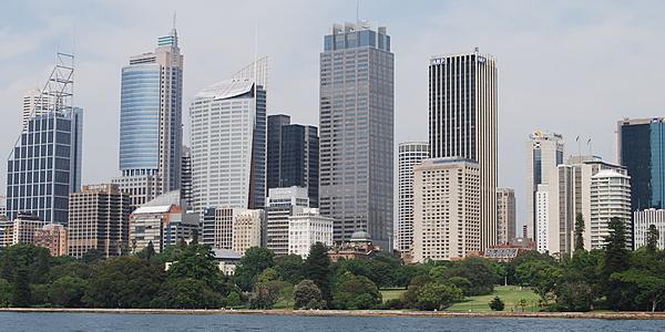 Vista sobre Sydney