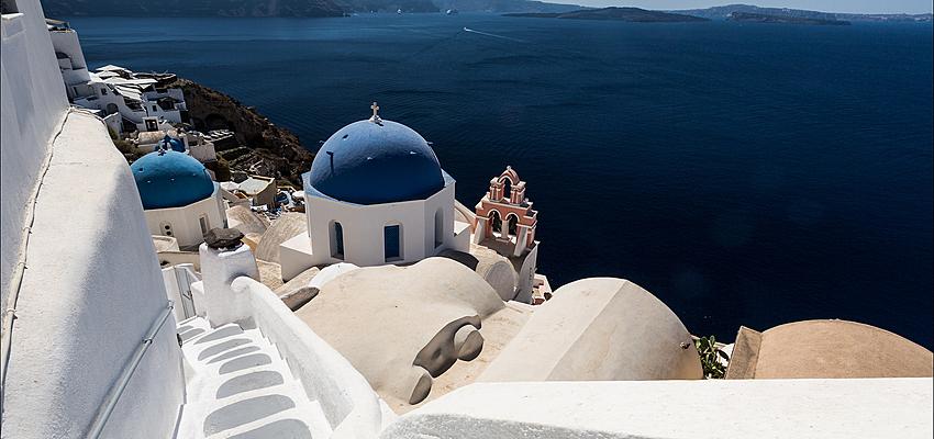 Paisaje en Grecia