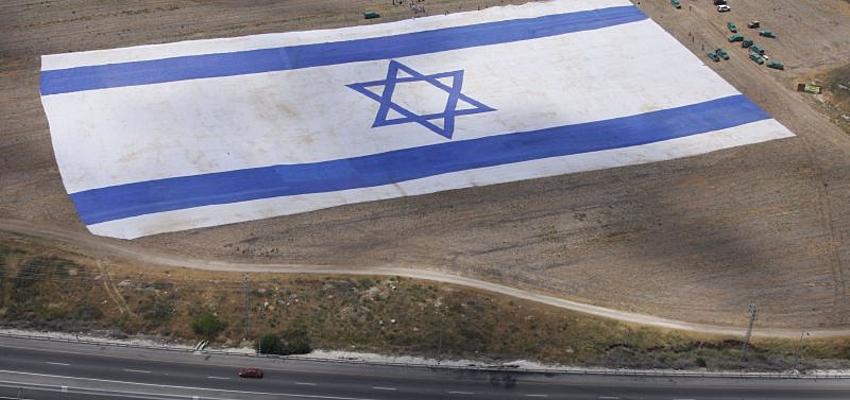 Drapeur d'Israël