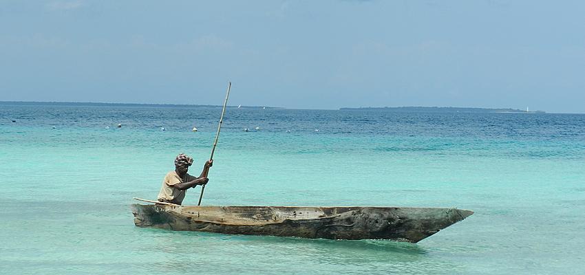 En el océano Índico