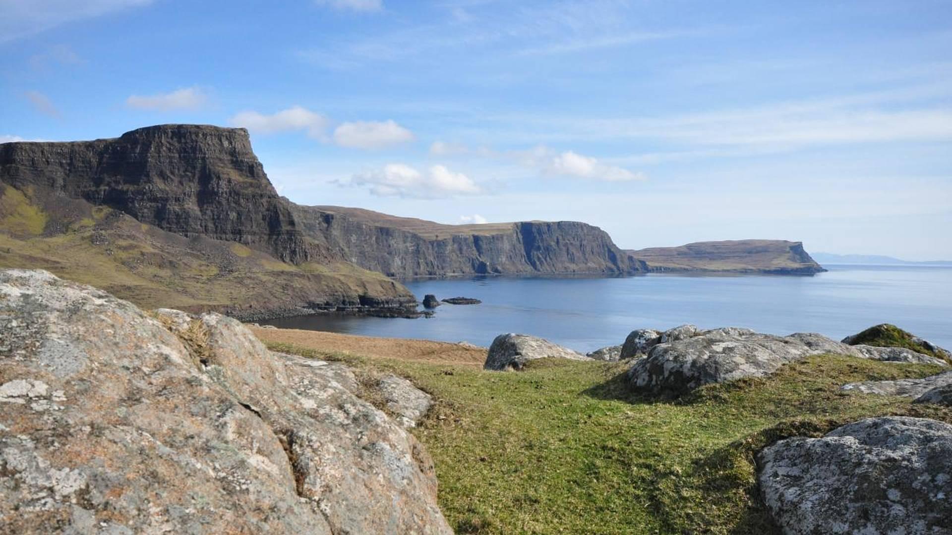 Da Edimburgo all'Isola di Skye