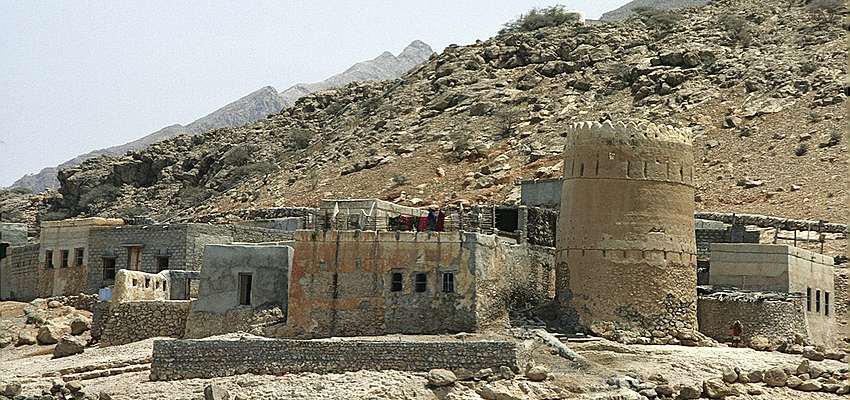 A Oman