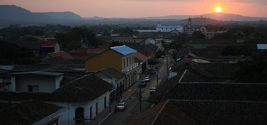 Au Nicaragua