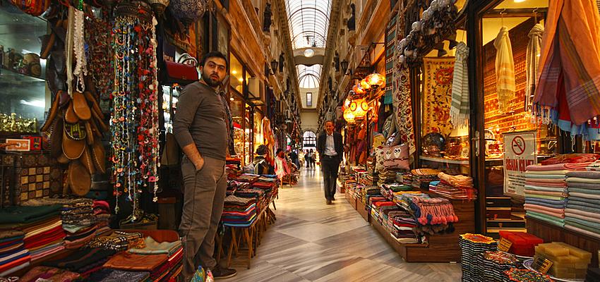 Los mercados de Estambul