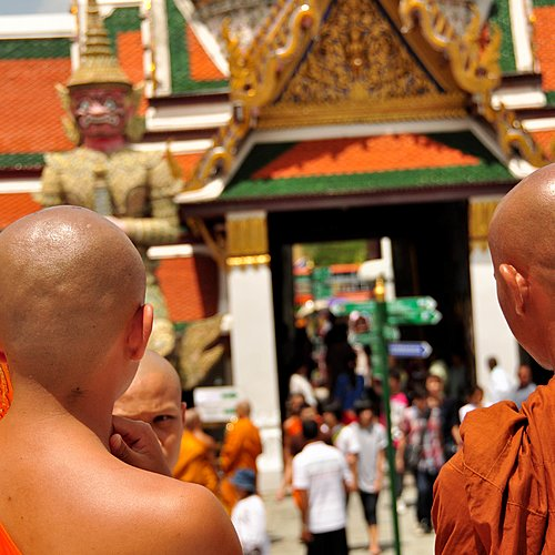 Bangkok, la rivière Kwaï et Kho Samet - Bangkok -