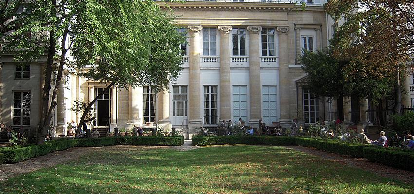 Italienisches Kulturinstitut in Paris.