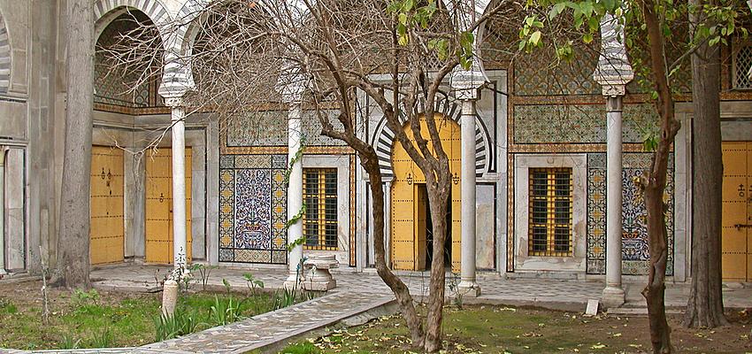 Detalle de la cultura tunecina: El Dar Othman en Túnez