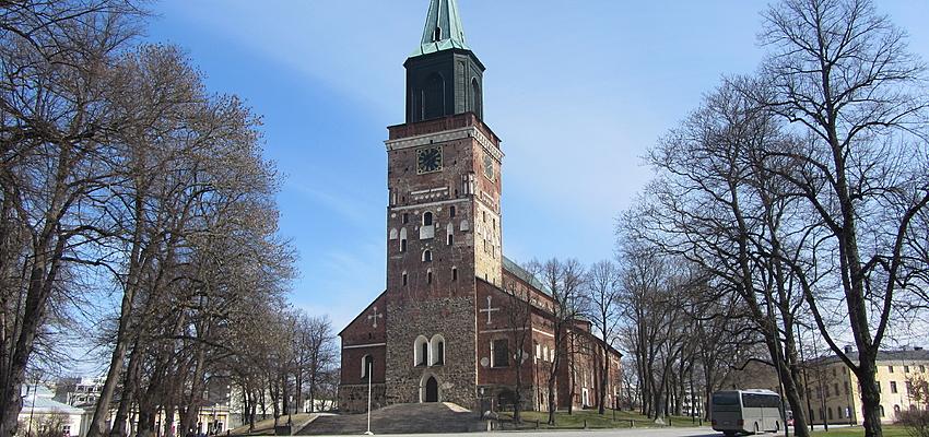 La cathédrale de Turku