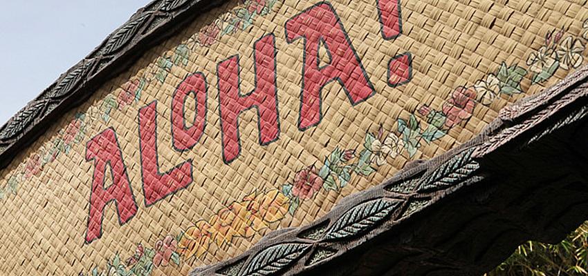 ¡Aloha!