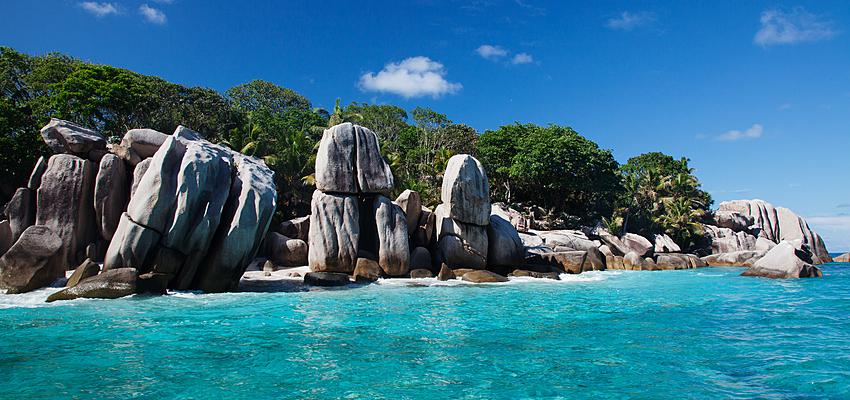 Aux Seychelles