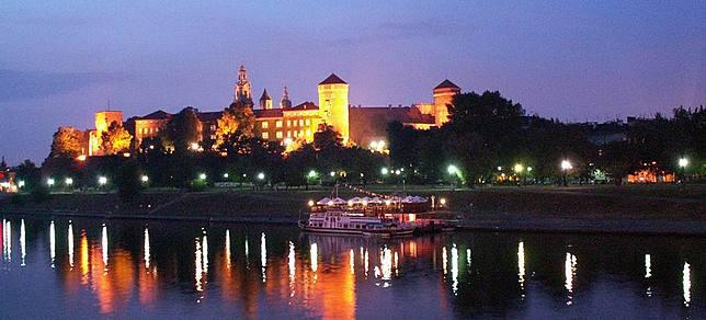 La Pologne tout au long de la Vistule