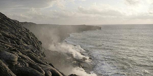 Lava océano