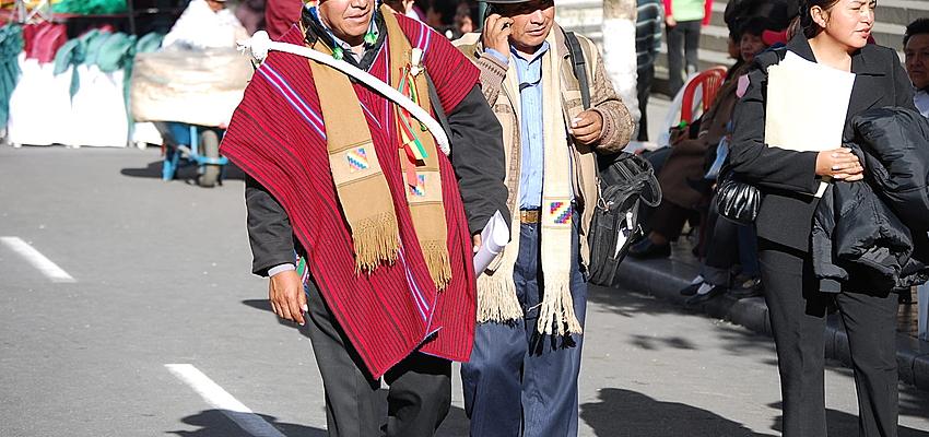En Bolivie