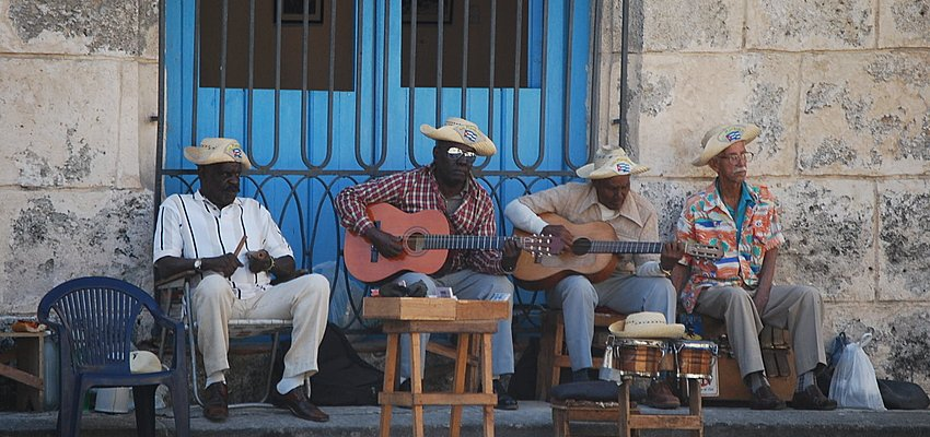 Auf Kuba
