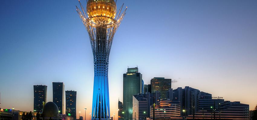 En Kazajistán