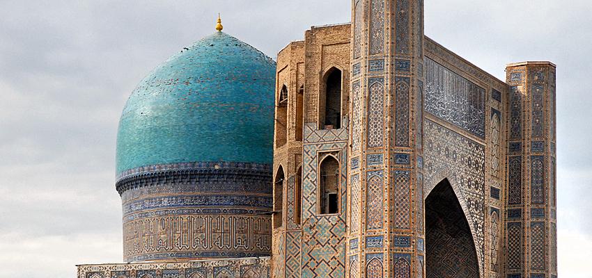 Mezquita Bibi Khanoum