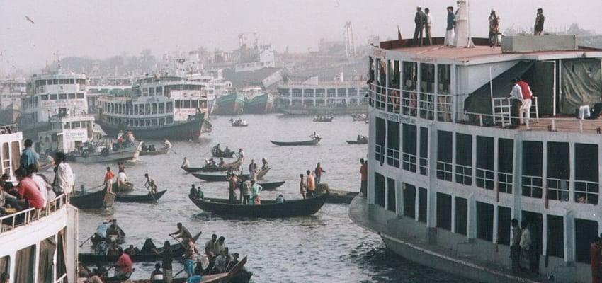En Bangladesh
