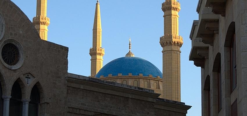 La mezquita Mohammad Al-Amin