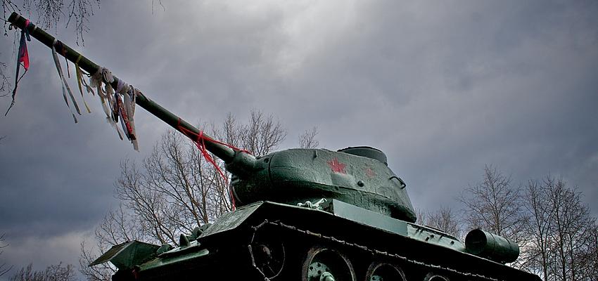 Monumento conmemorativo de la segunda guerra mundial