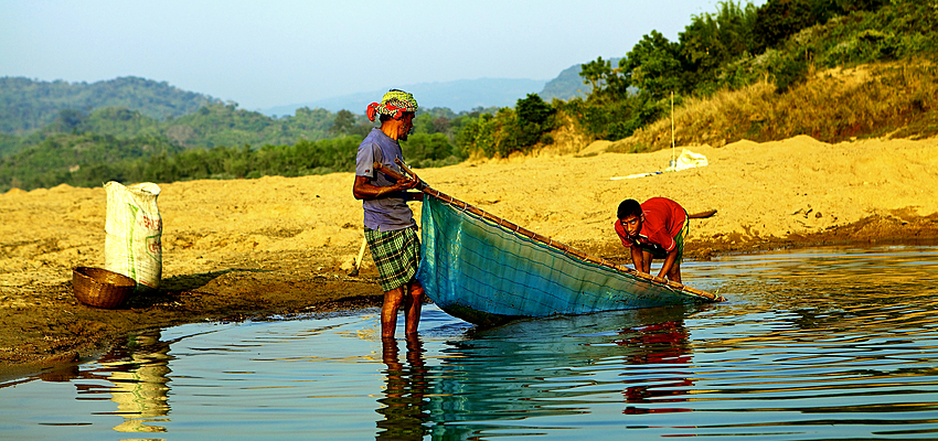 Au Bangladesh