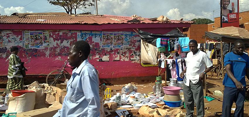 En Ouganda