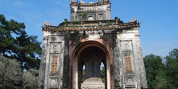 Les tombeaux des Empereurs