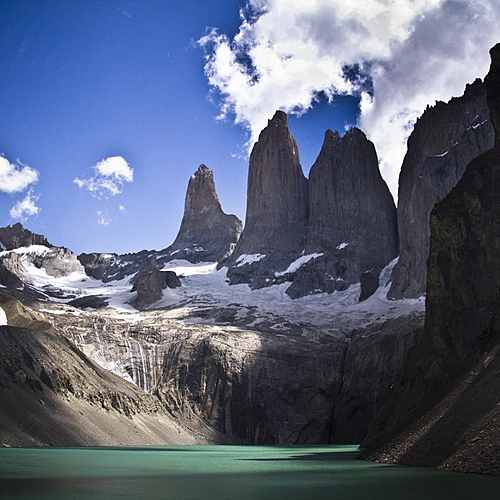 Trekking à Torres del Paine - Santiago du Chili -
