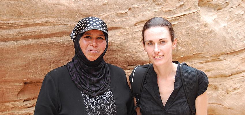 Encuentro en Jordania