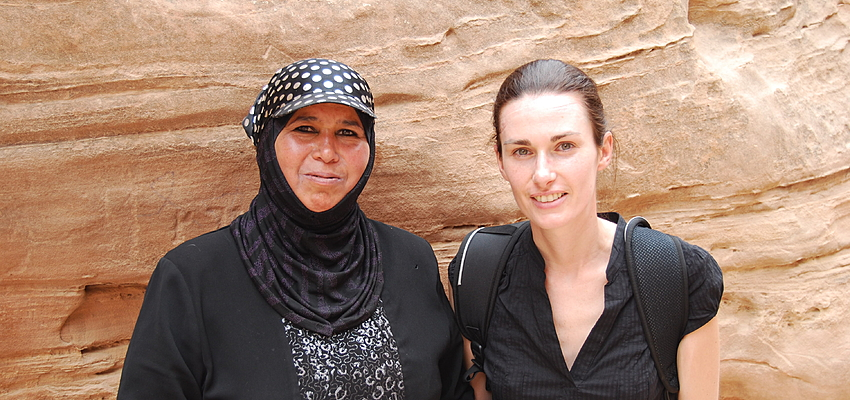 Encounter in Jordan