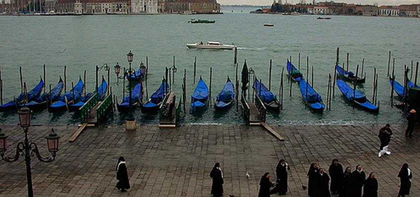 Novenas en Venecia