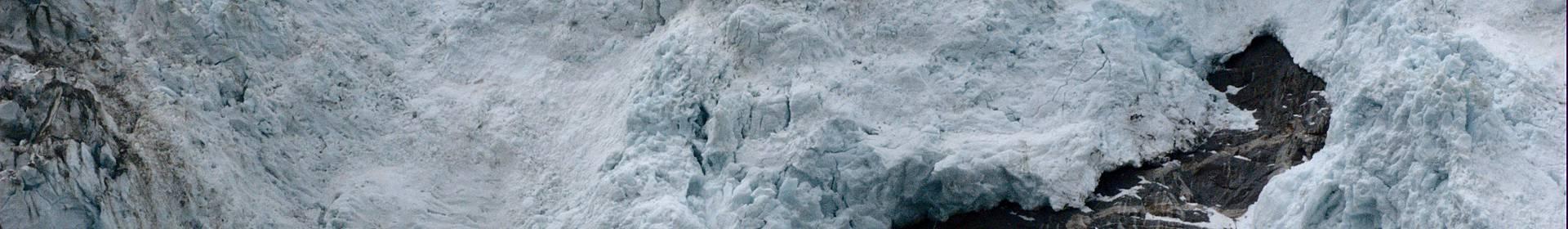 Glaciar Pia