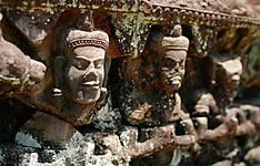 Trésors cachés du Cambodge