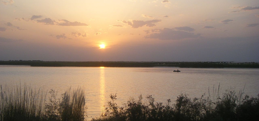Fleuve Amur Daria